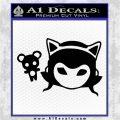 League Of Legends Annie Decal Sticker Black Logo Emblem 120x120
