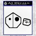 League Of Legends Blitzcrank Decal Sticker Black Logo Emblem 120x120