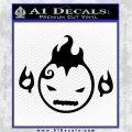 League Of Legends Brand Decal Sticker Black Logo Emblem 120x120