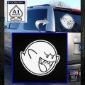 Super Mario Ghost White Emblem 120x120