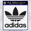 Adidas Retro Decal Black Vinyl 120x120