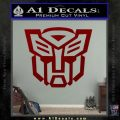 Autobot Decal Sticker Transformers ALT DRD Vinyl 120x120