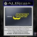 Boost Gets You Laid Decal Sticker D2 Yellow Laptop 120x120