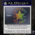 Chuck Taylor Decal Sticker Converse All Stars Glitter Sparkle 120x120