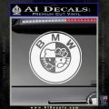 Hello Kitty BMW Decal Sticker Gloss White Vinyl 120x120