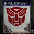Transformers Autobots Decal Sticker tf DRD Vinyl 120x120