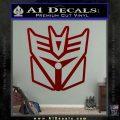 Transformers Decepticon Cylon Battlestar Galactica Mashup D1 Decal Sticker DRD Vinyl 120x120