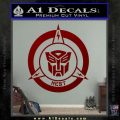 Transformers Nest Emblem D2 Decal Sticker DRD Vinyl 120x120