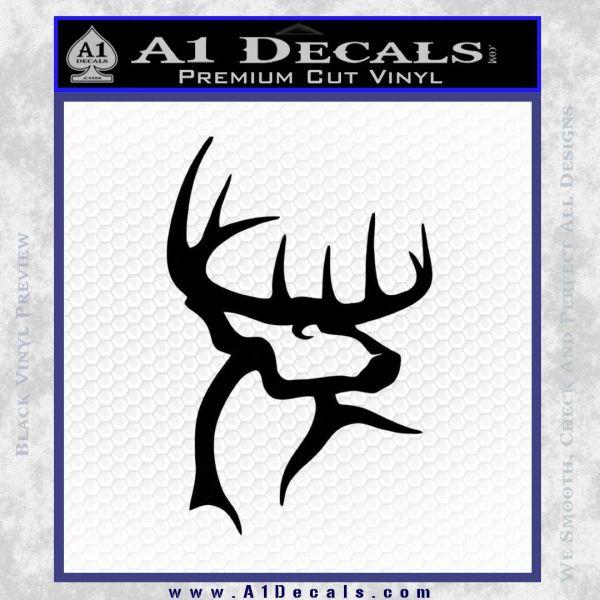 buck commander decal sticker » a1 decals