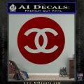Chanel CR2 Decal Sticker DRD Vinyl 120x120