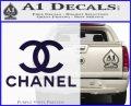 Chanel Full Decal Sticker PurpleEmblem Logo 120x97