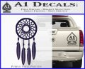 Dream Catcher D2 Decal Sticker PurpleEmblem Logo 120x97