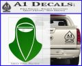 Emperor's Royal Guard Decal Sticker Green Vinyl Logo 120x97