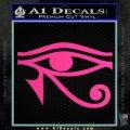Eye of Horus Decal Sticker Rah Pink Hot Vinyl 120x120