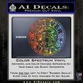 Forever Metal Decal Sticker Starbucks Glitter Sparkle 120x120