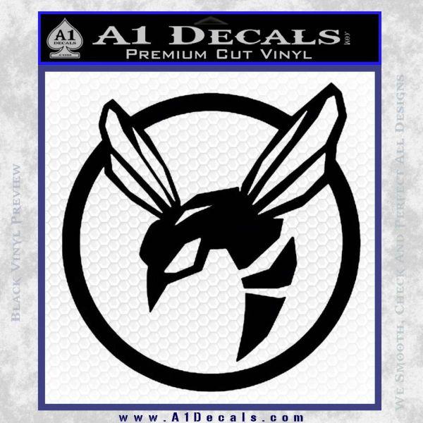 Green Hornet Decal Sticker A1 Decals