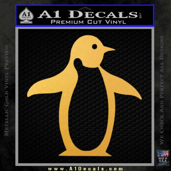Happy Feet Penguin Decal Sticker 187 A1 Decals