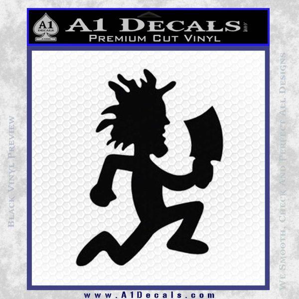 hatchet man decal sticker icp a1 decals
