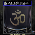 Hinduism Symbol Decal Sticker CFC Vinyl 120x120