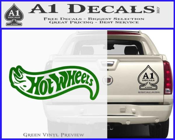 Hot Wheels D3 Decal Sticker 187 A1 Decals