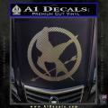 Hunger Games Mockingjay Decal Sticker CFC Vinyl 120x120