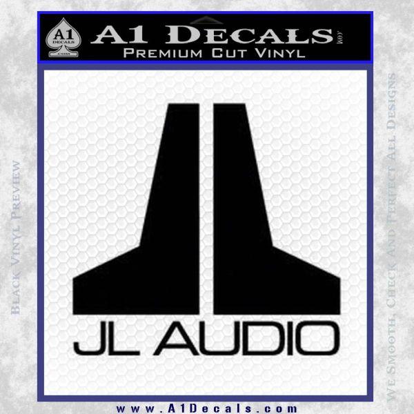 Jl Audio Decal Sticker Ds 187 A1 Decals