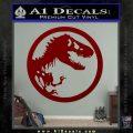 Jurassic Park CR Decal Sticker DRD Vinyl 120x120