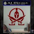 Molon Labe Gun Omega Spartan Decal Sticker DRD Vinyl 120x120