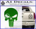 Navy Seal Skull D1 Decal Sticker 14 120x97