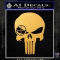Navy Seal Skull D1 Decal Sticker 15 120x120