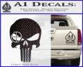 Navy Seal Skull D1 Decal Sticker 18 120x97