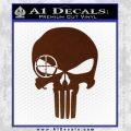 Navy Seal Skull D1 Decal Sticker 19 120x120
