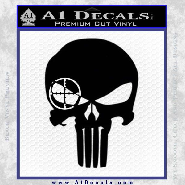 Navy Seal Skull D1 Decal Sticker A1 Decals