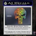 Navy Seal Skull D1 Decal Sticker 4 120x120