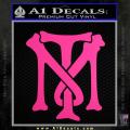 Scarface Tony Montana Crest Decal Sticker 12 120x120