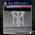 Scarface Tony Montana Crest Decal Sticker 15 120x120