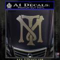 Scarface Tony Montana Crest Decal Sticker 19 120x120