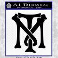 Scarface Tony Montana Crest Decal Sticker 22 120x120