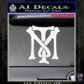 Scarface Tony Montana Crest Decal Sticker 7 120x120