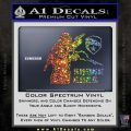 Snake Eyes GI Joe Ninja Decal Sticker rr Decal Sticker Glitter Sparkle 120x120