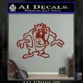 Taz Decal Sticker D1 Tasmanian Devil DRD Vinyl 120x120