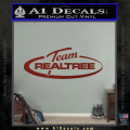 Team Realtree Decal Sticker DRD Vinyl 120x120