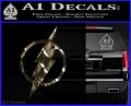 The Flash Decal Sticker DH 3DC Vinyl 120x97
