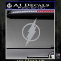 The Flash Decal Sticker DH Grey Vinyl 120x120