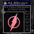 The Flash Decal Sticker DH Soft Pink Emblem 120x120