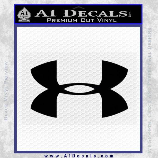oakley symbol 0o1b  Small under armour symbols , Under armor logo decal sticker