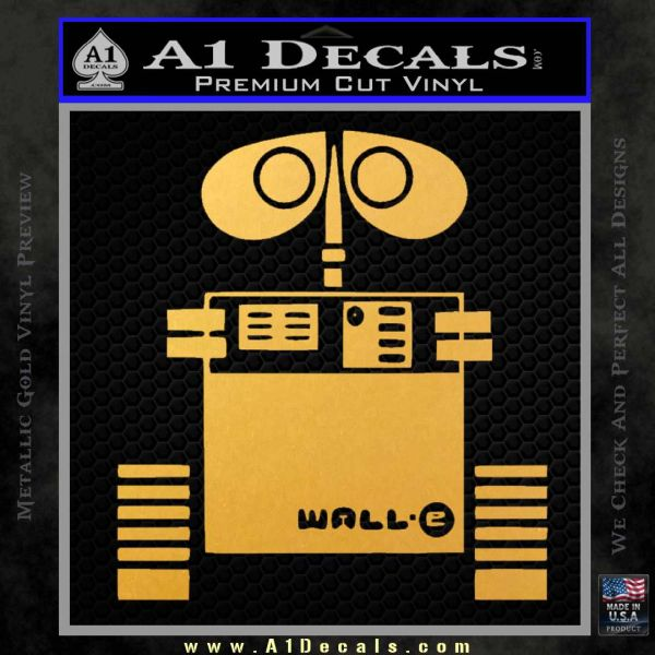wall e d1 decal sticker 187 a1 decals personalized wall e iron on decals t shirt transfers