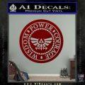 Zelda Power Courage Wisdom Triforce Decal Sticker DRD Vinyl 120x120