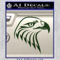 American Eagle Decal Sticker Sharp Dark Green Vinyl 120x120