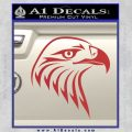 American Eagle Decal Sticker Sharp Red 120x120